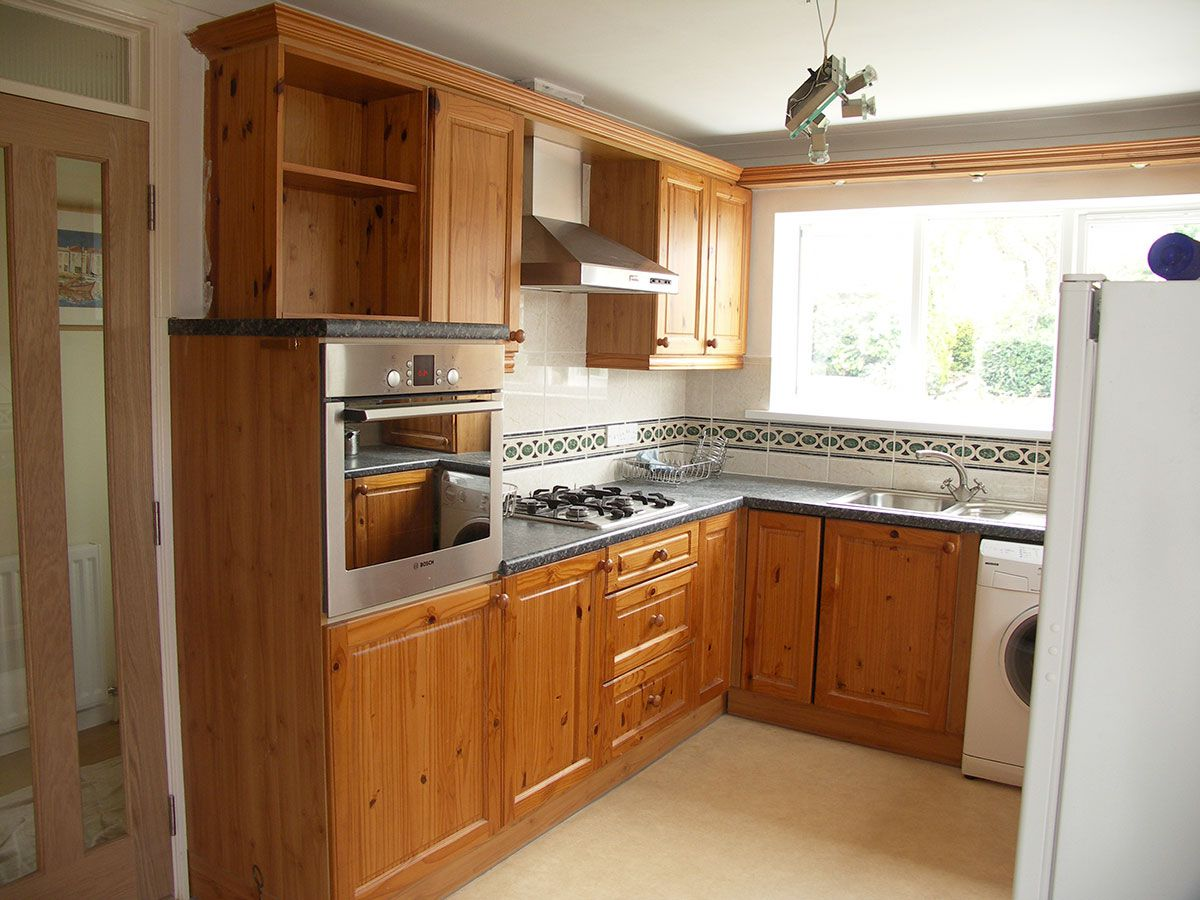 Kitchen Fitting/Refurbishement